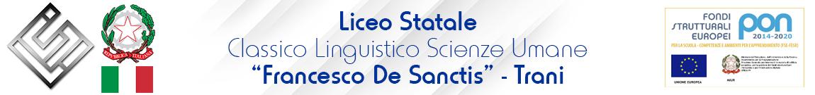 LICEO STATALE CLASSICO LINGUISTICO DELLE SCIENZE UMANANE